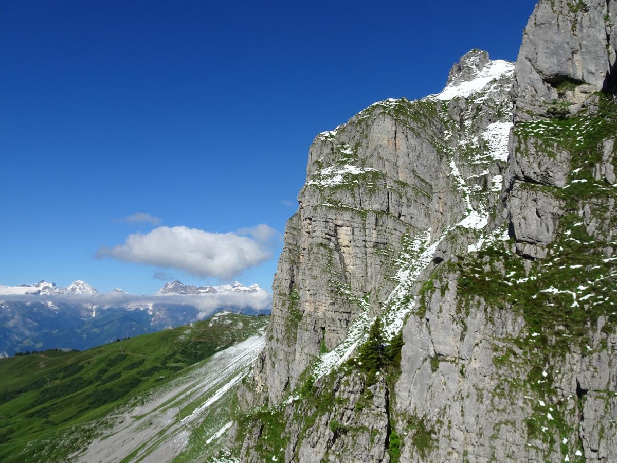 Klettersteig Fruttstägä : Klettersteige news