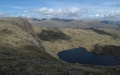 Pavey Ark en Stickle Tarn