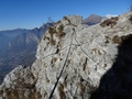Via ferrata Gamma 1