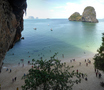 Railay: rotsklimmen
