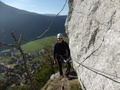 Via ferrata Tichodrome
