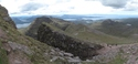 Beinn Alligin panorama